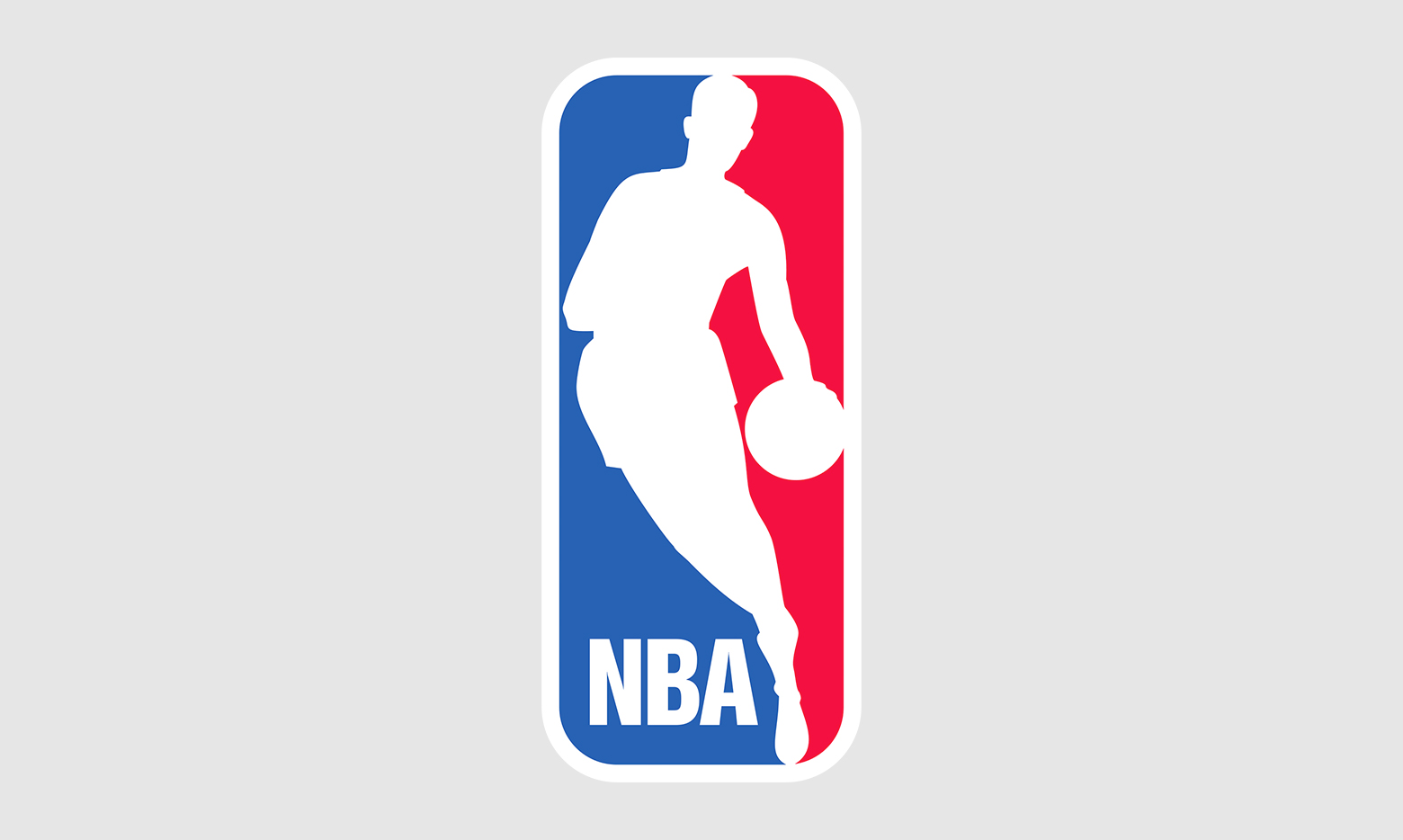 Das Logo der National Basketball Association