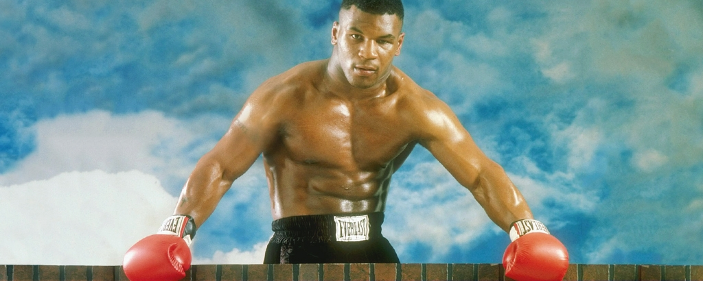 Image mythique de Mike Tyson