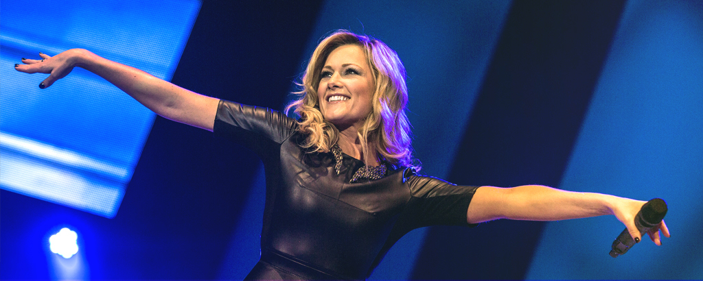 Photo d'Helene Fischer en concert