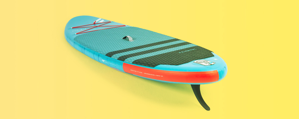 Lo stand up paddle Fanatic Fly Air 2020