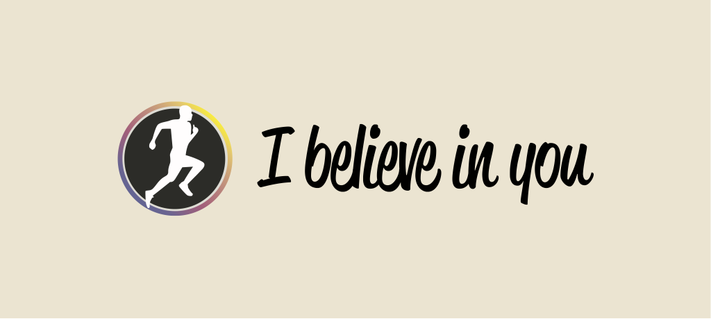 Image logo de I believe in you